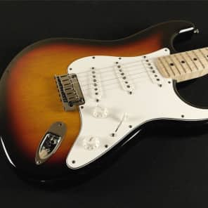 Fender Custom Shop 2014 Proto Stratocaster - Maple Fingerboard - Faded 3-Color Sunburst (800) for sale