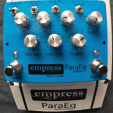 Empress ParaEQ with Boost 2015