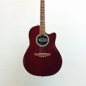 Ovation Celebrity Cc024 Electro Acoustic Guitar User Review