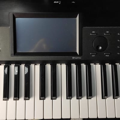 Korg Krome 61 with Synthonia Libraries