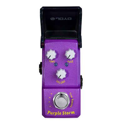 JOYO Purple Storm Fuzz IRON MAN Mini Series JF-320 NEW! FREE SHIPPING for sale