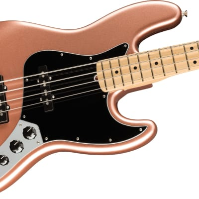 Fender American Performer Jazz  Electric Bass Guitar, Maple Fingerboard, Penny for sale