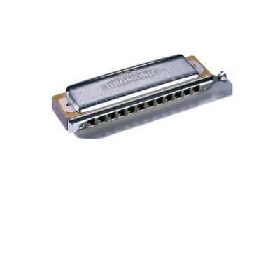 Hohner 270BX-A Super Chromonica Harmonica - Key of A