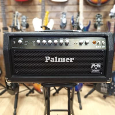 Palmer Fat 50 head all valle Guitar amp for sale