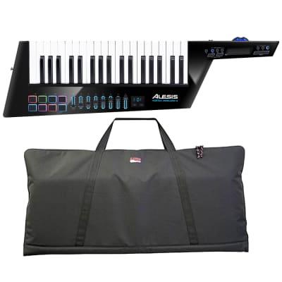 Alesis Vortex  Wireless  2  USB Midi  Keytar Controller + Gator Economy Keyboard Bag