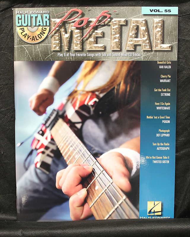 Guitar Play-Along Volume 55