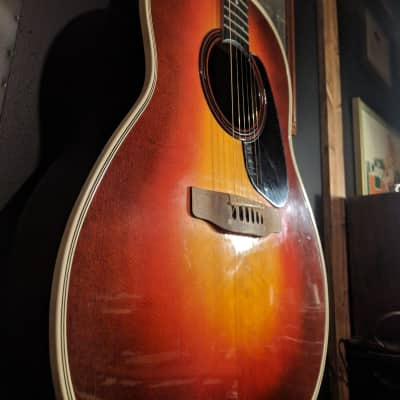 Vintage Applause Sunburst acoustic for sale