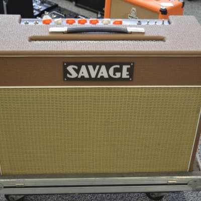 Savage Audio Glas 30x 2x12 Combo w Road Case for sale