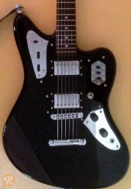 fender jaguar hh black 2006 reverb Fender Jaguar HH Classic Player fender jaguar hh black 2006