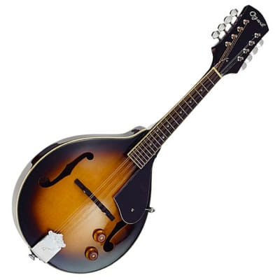 Ozark 2077 Electro-Acoustic A Model Mandolin for sale