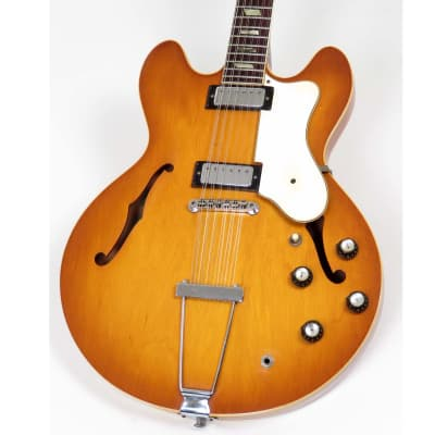 Epiphone Riviera 12 String 1966 Royal Tan for sale