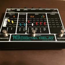 Electro-Harmonix 16 Second Digital Delay Reissue