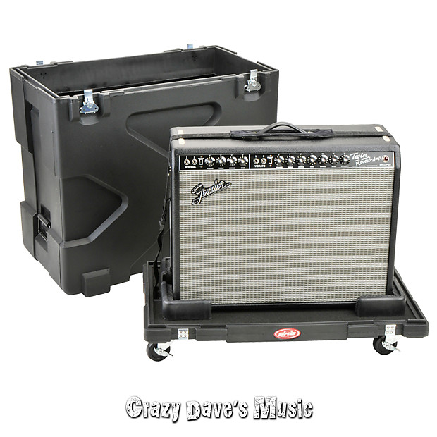 694931bb0d New SKB Amp Utility Vehicle 2x12 Amplifier/Combo/Cabinet Road   Reverb
