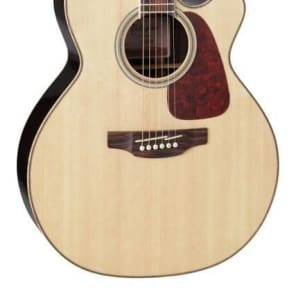 Takamine GN93CE-NAT Nex Cutaway Acoustic-Electric Guitar, Natural for sale
