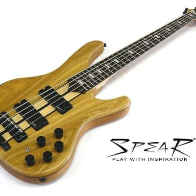5-Saiter SPEAR® Beatbass 5 Ash Top aktiv for sale