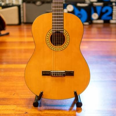 Pablo Romero PR3350 Solid Top Classical Guitar w/Bag for sale