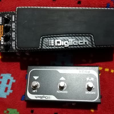 DigiTech EX-7 Expression Factory + Fs3x Footswitch