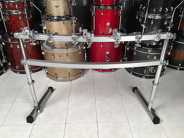 747e7d29d894 Used Pearl Icon Curved Drum Rack with Extras