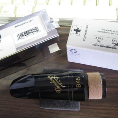 Vandoren b45 cm308 Bb Clarinet Mouthpiece 2010s Black