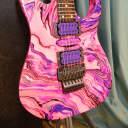 Ibanez RG-570 2000 Hot Pink Swirl(Refin)
