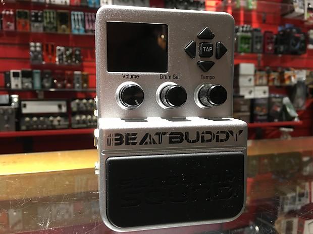 singular sound beat buddy drum machine pedal reverb. Black Bedroom Furniture Sets. Home Design Ideas
