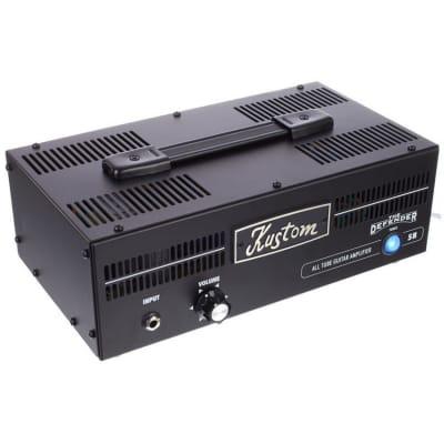 Kustom Defender 5H 5W Röhrenverstärker-Topteil für Gitarren for sale