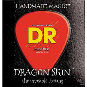 DR DSB5-45 Dragon Skin 5-String Electric Bass Strings - Medium (45-125)