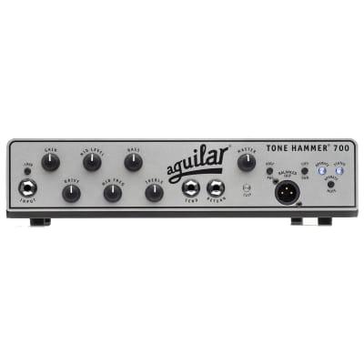 Aguilar TH 700 Tone Hammer - Super Light 700 watt bass amplifier for sale