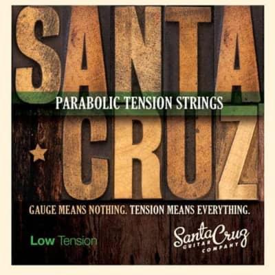 Santa Cruz Parabolic Tension Strings Low Tension