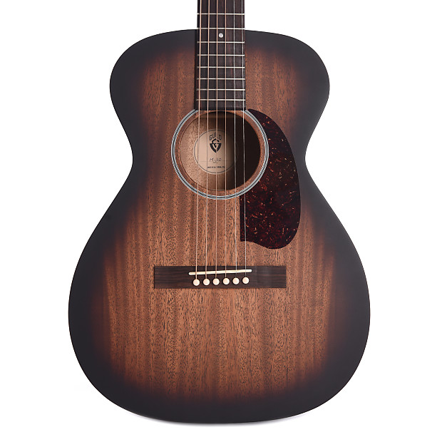 Musical Instruments & Gear Guild Gad-m20 Acoustic Guitar With Lr Baggs Pickup