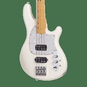 Schecter CV-4 Bass Ivory