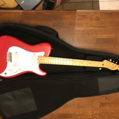 Fender Bullet S-2 1981 Red for sale