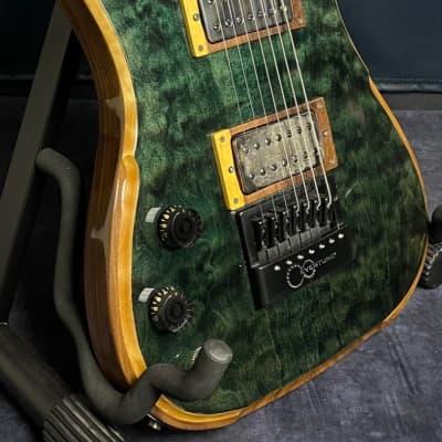 Charbonneau Skimtar-7S Lefty Electric Guitar for sale