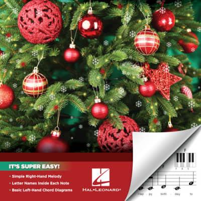 Hal Leonard Christmas Songs – Super Easy Songbook