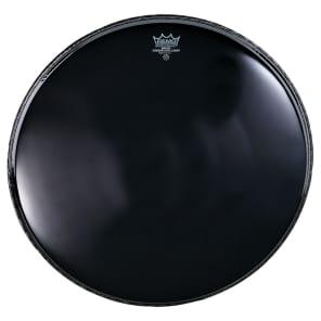 "Remo Powerstroke P3 Ebony Bass Drum Head 18"""