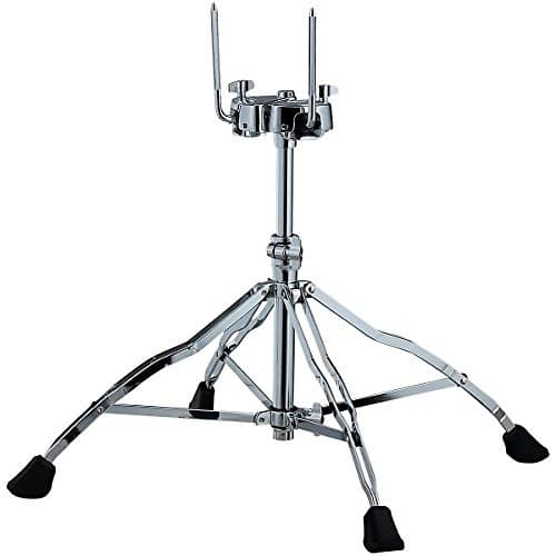 Tama Htw849w Roadpro Series Double Tom Stand With 4 Legs