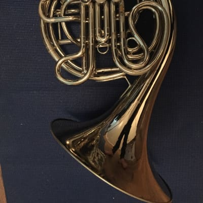 CG Conn 8DR Rose Brass | Reverb