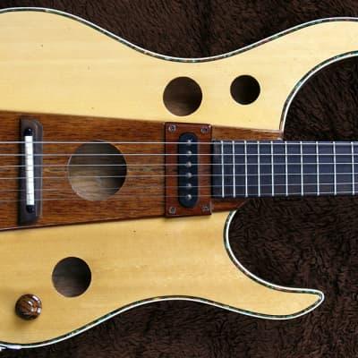 Rare Kirkland Balance Electric Acoustic Stage Guitar Like Vogel Balance Passive PU for sale