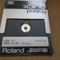 Roland Sound Library S9-S10-002 Strings Disk