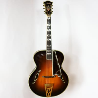 D'Angelico 1937 New Yorker SN# 1247 with Hardshell Case for sale