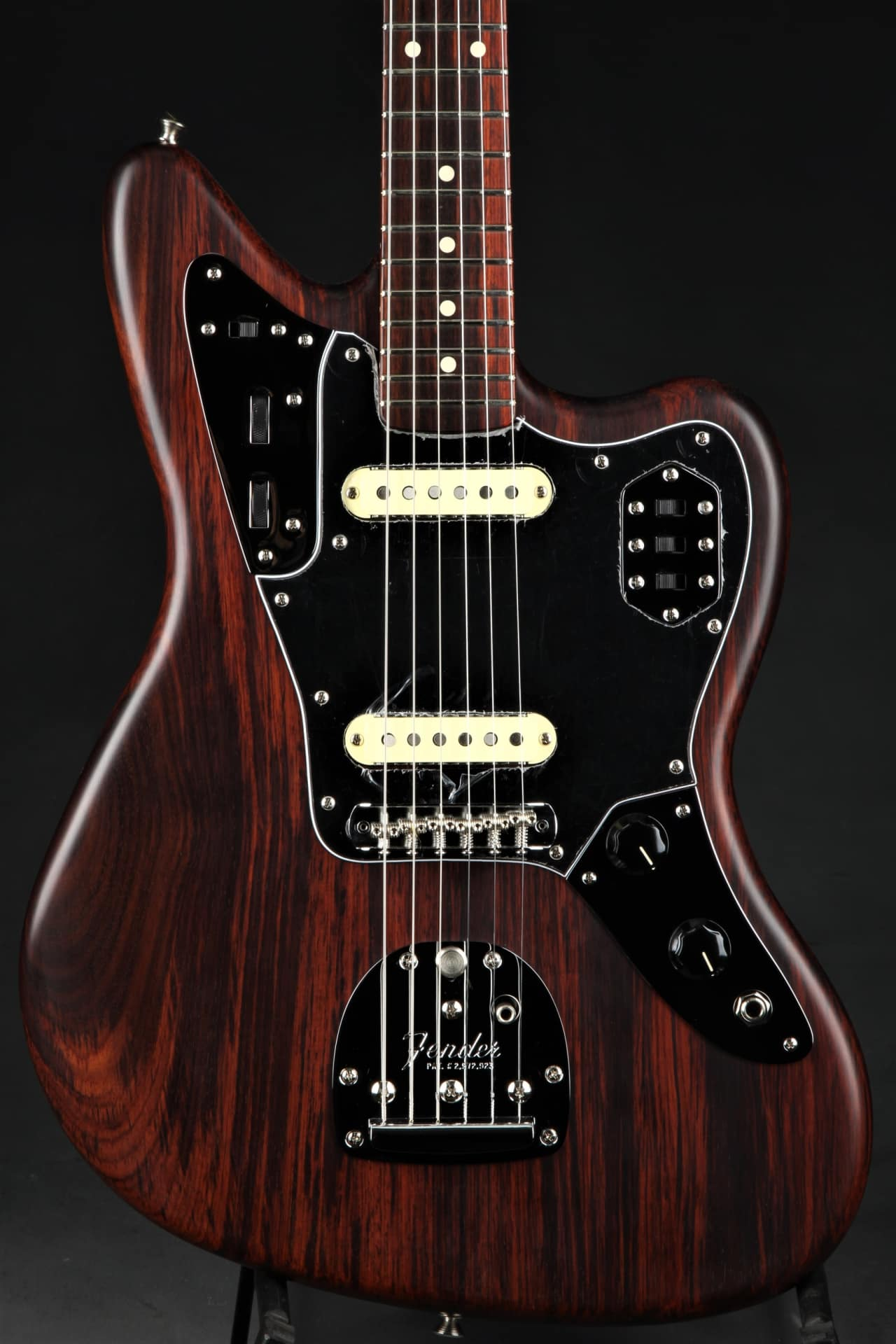 Auto Body Shops >> Fender Custom Shop Master Built Rosewood Jaguar | Reverb