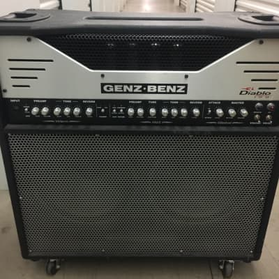 Genz Benz Diablo Combo 50/100w for sale