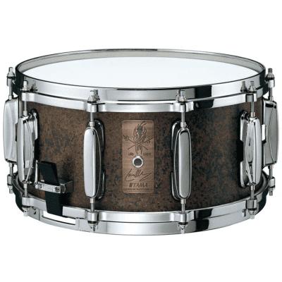 "Tama LU1465BB Lars Ulrich Signature Bell Brass 6.5x14"" Snare Drum"