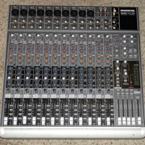 Mackie 1642-VLZ3 16-Channel Premium Mic / Line Mixer