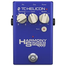 TC Helicon Harmony Singer 2 Vocal Effects Processor