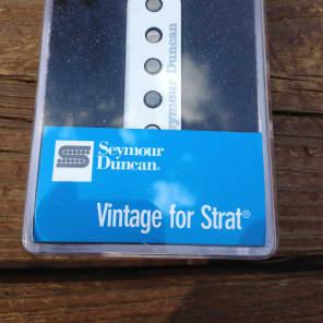Seymour Duncan SSL-1 RWRP Alnico V Vintage Staggered Strat Middle Pickup