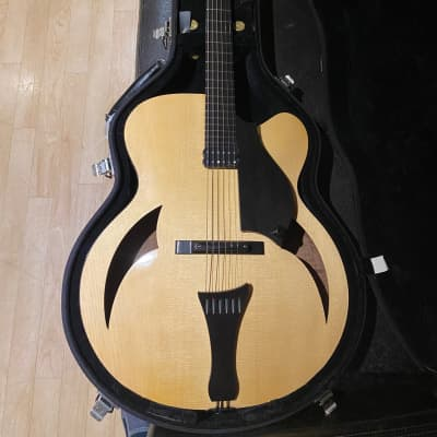 Marchione Texas 18″ Archtop guitar 2014 for sale