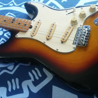 Gaban Stratocaster 70s Sunburst for sale