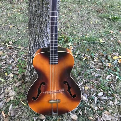 1940s Kamico Archtop Sunburst for sale