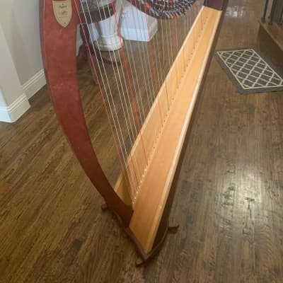 Lyon and Healy Ogden Beginners Harp for sale